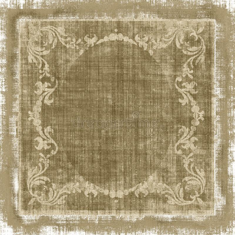 Decorative Fabric Grunge Free Stock Images
