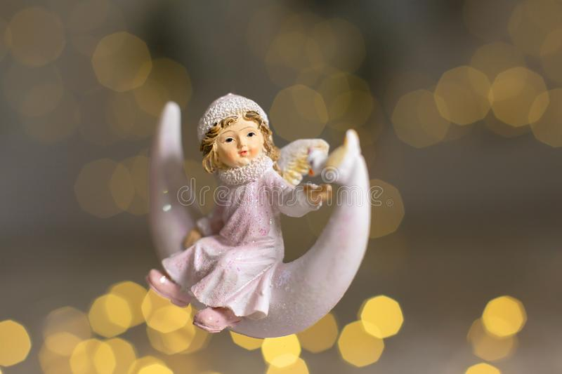 928 Moon Angel Photos Free Royalty Free Stock Photos From Dreamstime