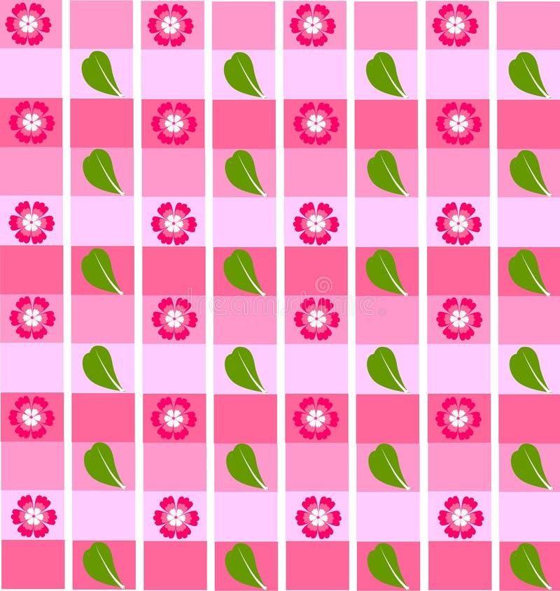 Download Decorative flower design stock illustration. Image of design - 18129157