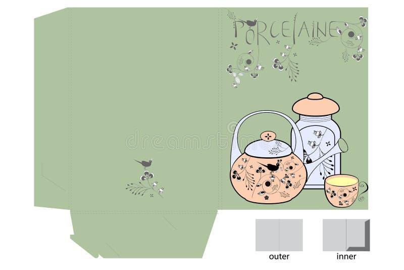 Download Decorative Folder Royalty Free Stock Image - Image: 13205216