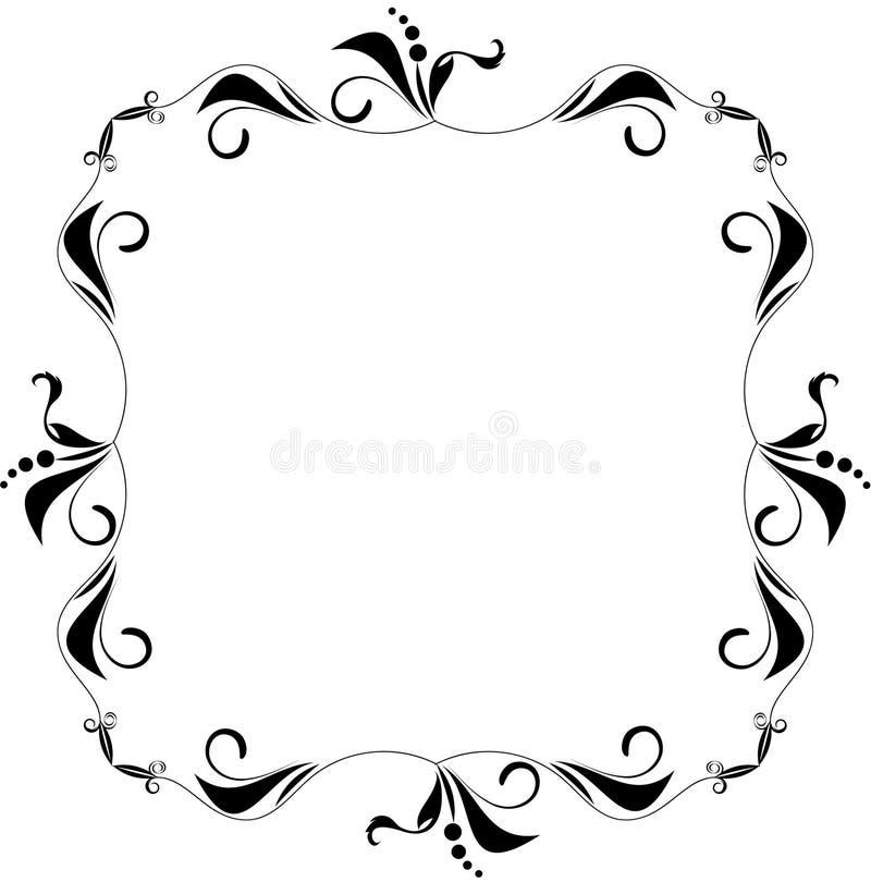 decorative frame stock illustration  illustration of design