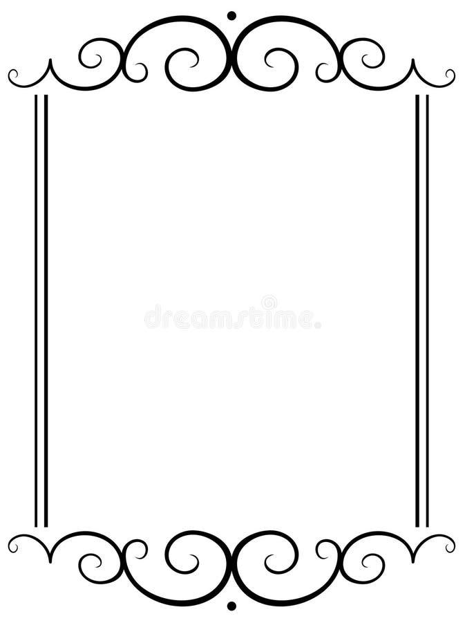 Free Decorative Frame Royalty Free Stock Photo - 1770695