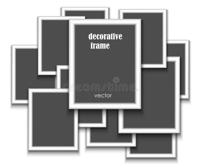 Download Decorative frame stock vector. Illustration of deco, nobody - 41871200
