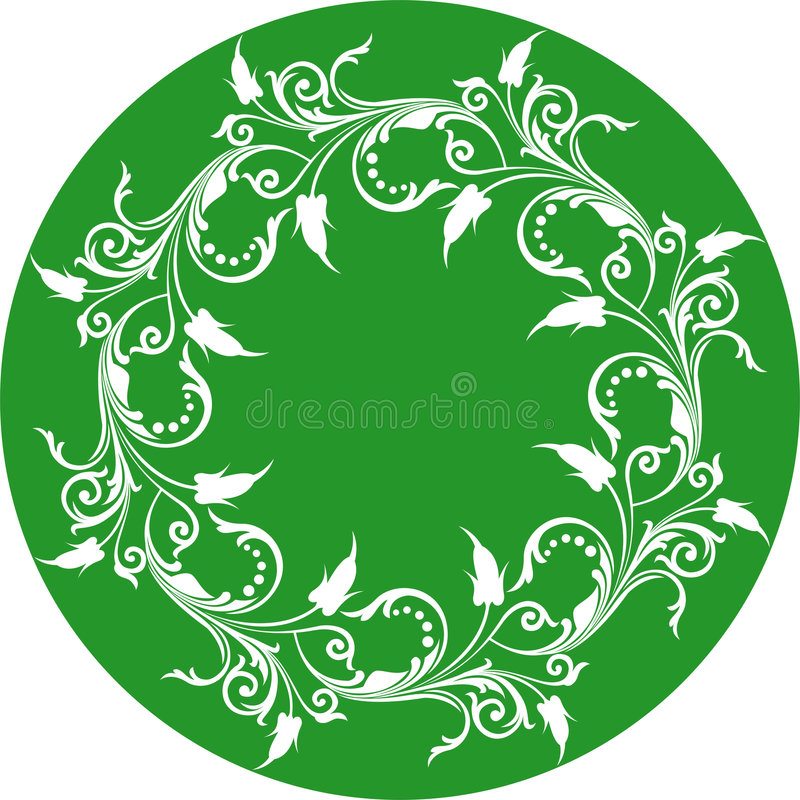 Download Decorative Frame, Vector Royalty Free Stock Photography - Image: 519797