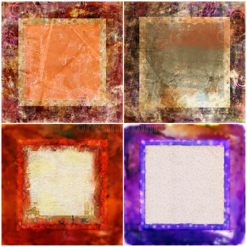 Decorative Frames Stock Images