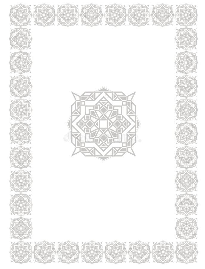 Decorative framework 08 stock images