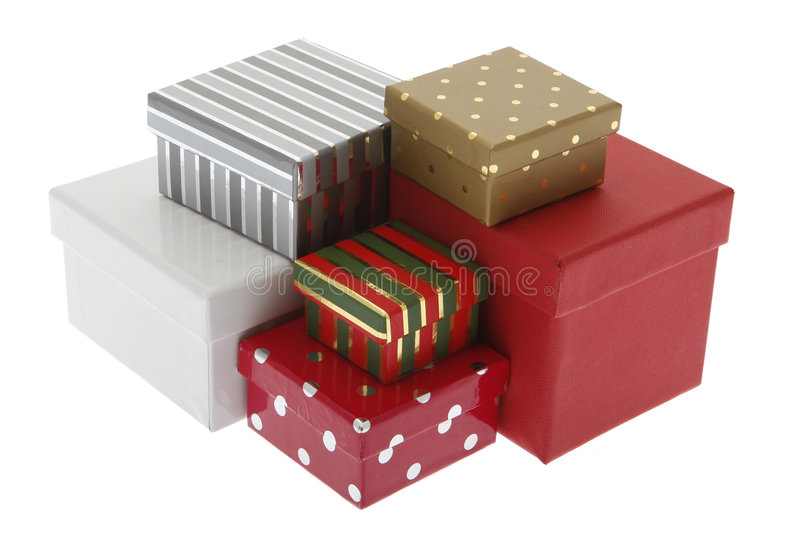 Download Decorative Gift Box Royalty Free Stock Photo - Image: 9212745