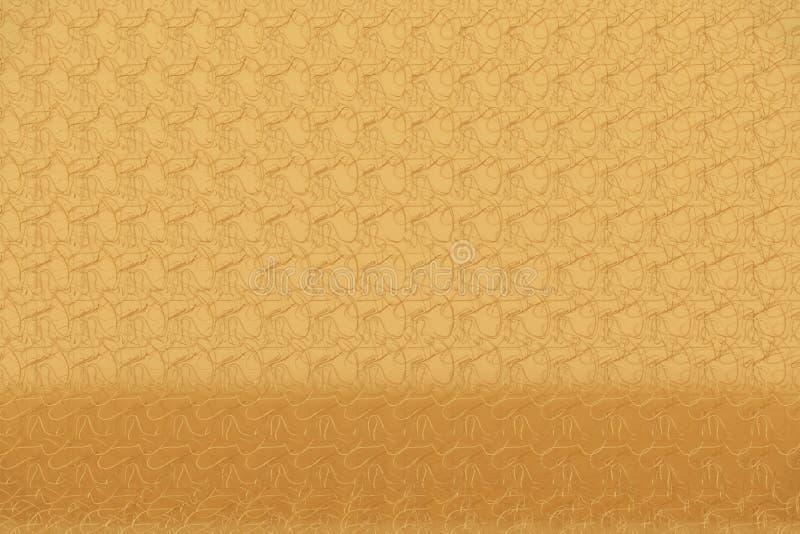 Decorative, illustrations CGI composition, string mat geometric backdrop, for design texture background. 3D render. CGI composition, geometric backdrop, string royalty free illustration
