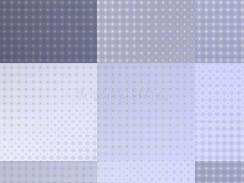 Decorative modern pattern vector illustration