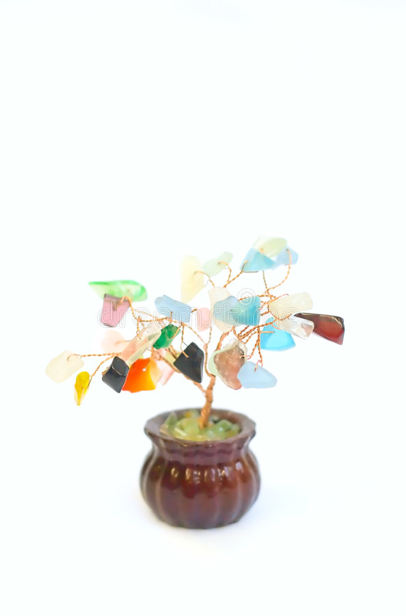 Free Decorative Object - Rich Tree Concept Royalty Free Stock Image - 5609696