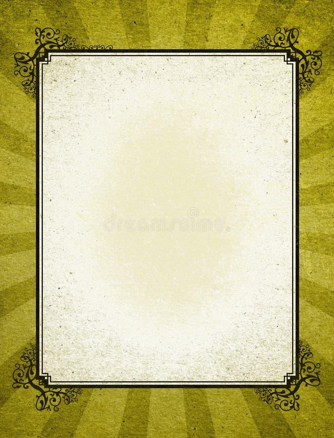 Download Decorative Old Fashion Frame Stock Image - Image: 2372265