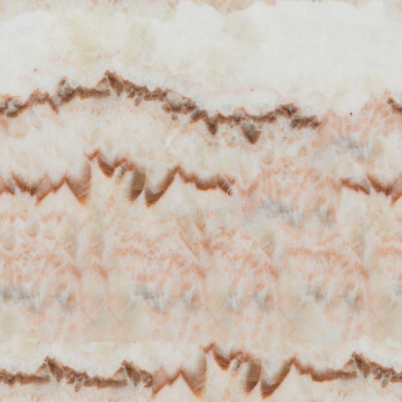 Decorative onyx surface, texture on macro. Seamless square backg stock image