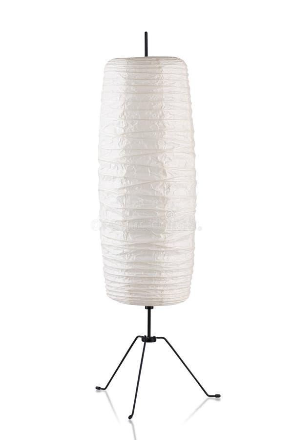 Download Decorative Paper Floor Lamp Stock Photo - Image: 31721940