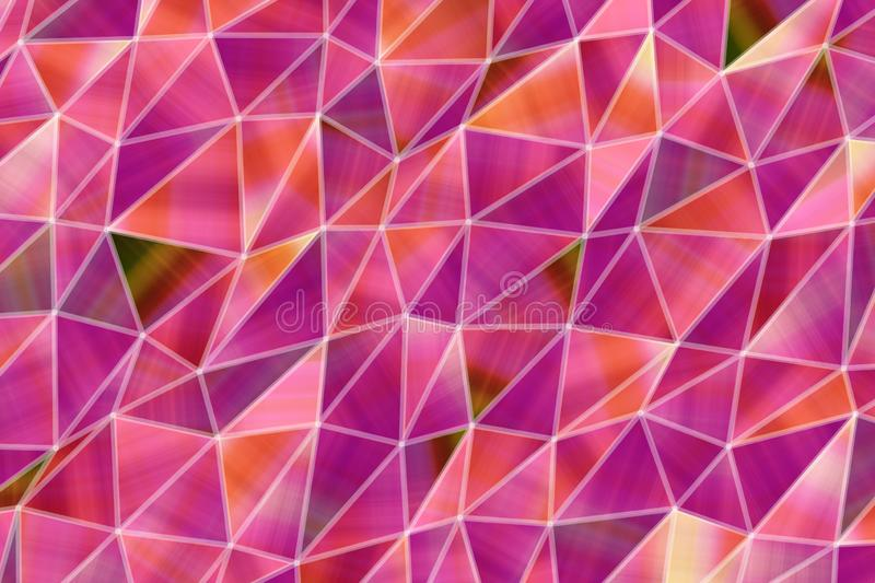 Decorative and pattern of geometric triangle strip illustrations. Background, artwork, wallpaper & drawing. vector illustration