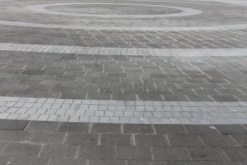 Decorative paving background