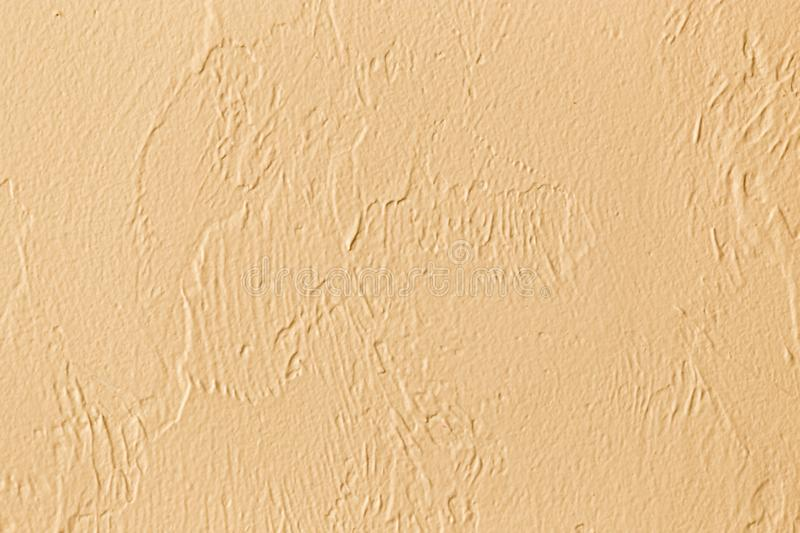Decorative Plaster On The Wall As A Background Stock Photo - Image ...