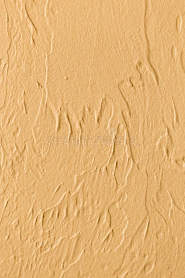 Decorative Plaster On The Wall As A Background Stock Image - Image ...