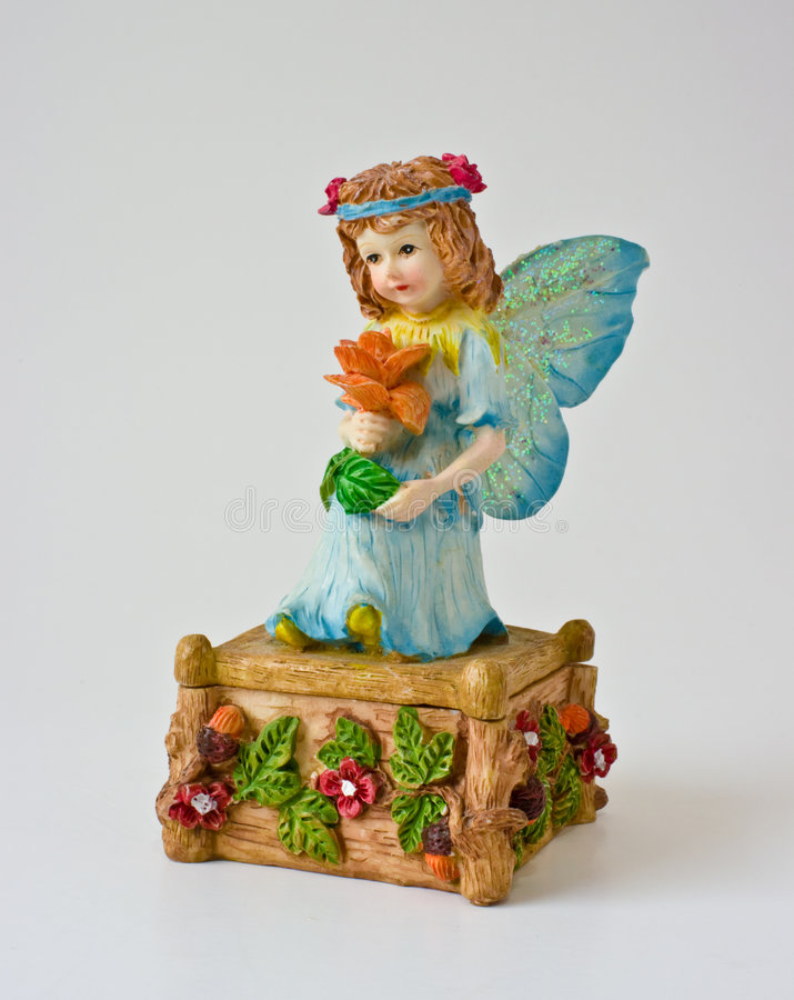 Decorative porcelain miniature royalty free stock images