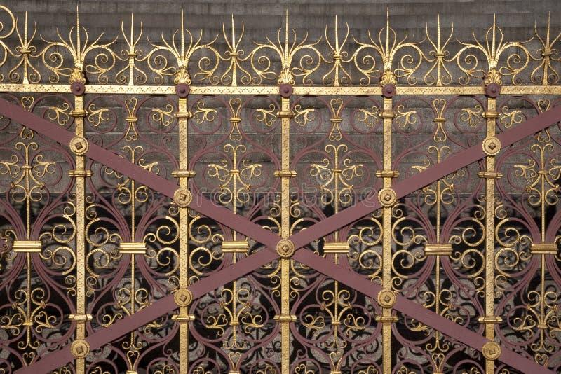 Download Decorative Railings stock image. Image of memorial, tourism - 15811941