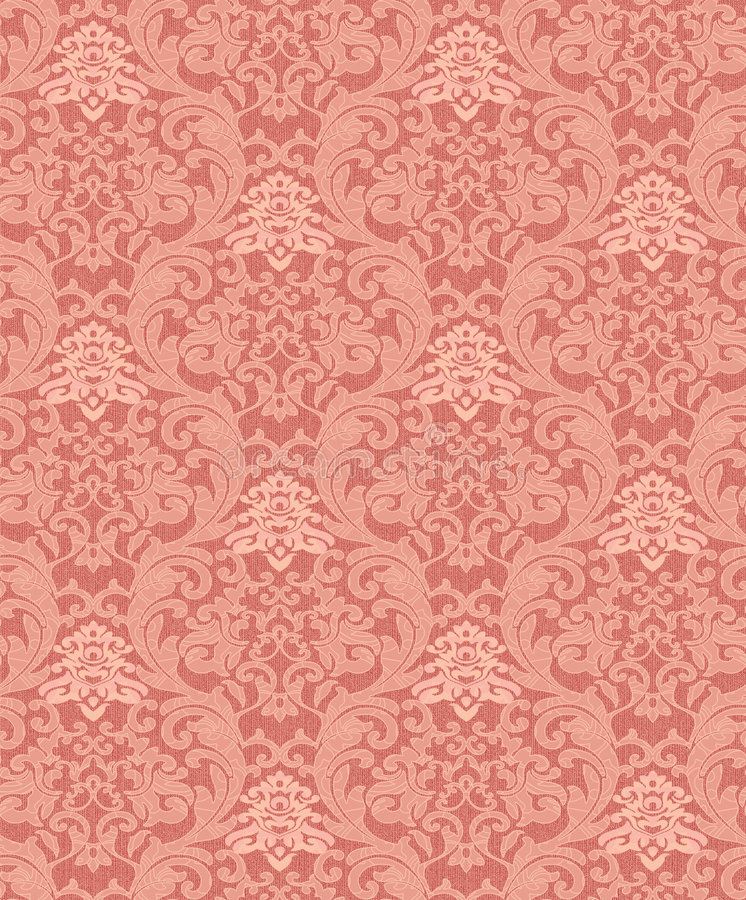 Decorative renaissance background vector illustration