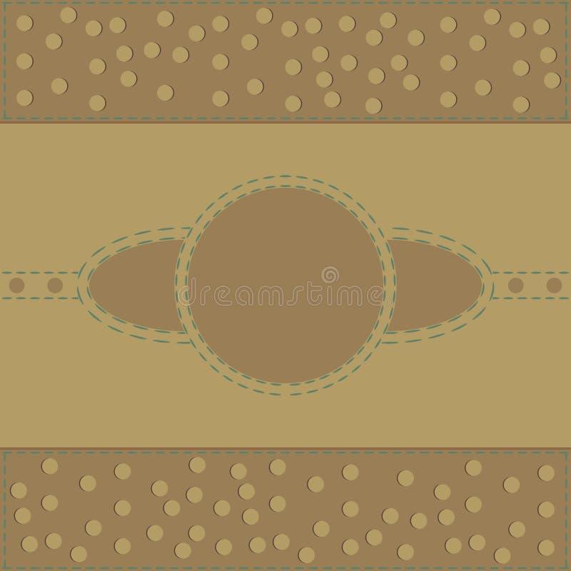 Download Decorative Round Frame. Stock Photo - Image: 24162370