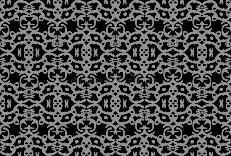 Download Decorative Seamless Pattern Stock Vector - Image: 21532223