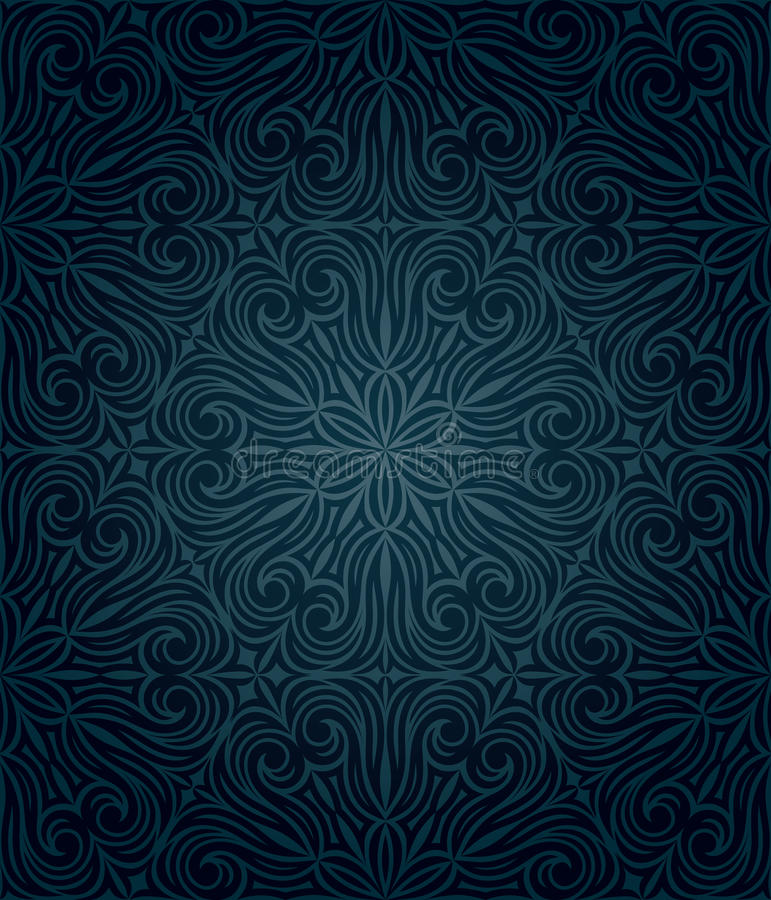 Download Decorative Seamless Pattern Stock Vector - Illustration: 21969880