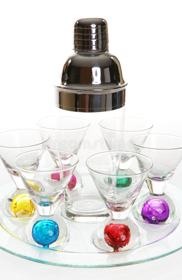 Download Decorative Shot Glasses Stock Photos - Image: 2545243