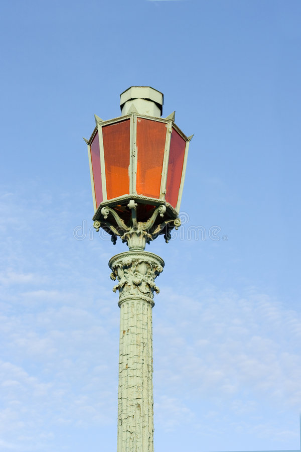 Decorative street light