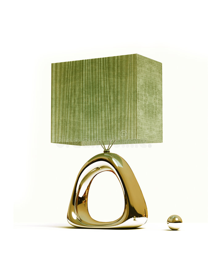 Free Decorative Table Lamp Stock Image - 8505571