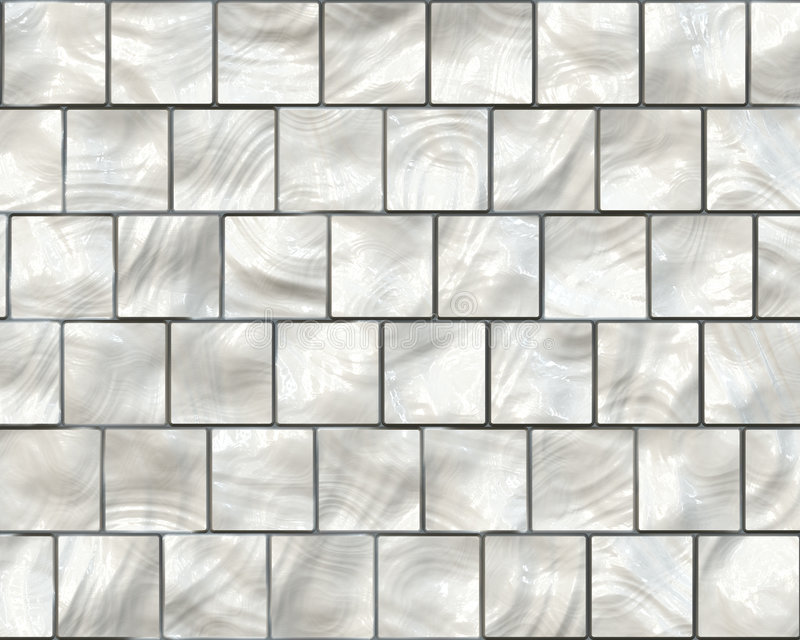Decorative tiles stock image