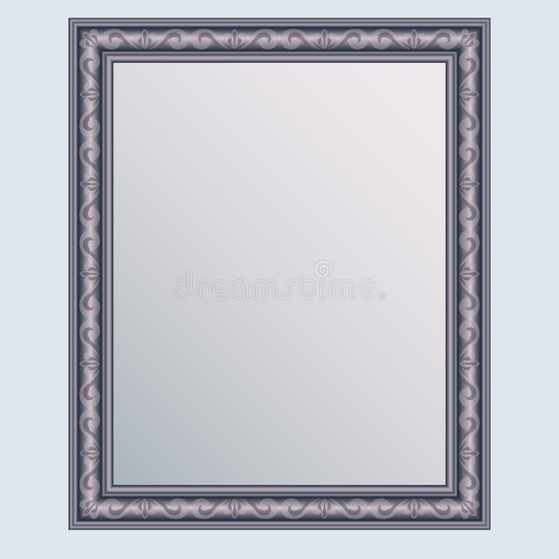 Decorative vector frame vector illustration