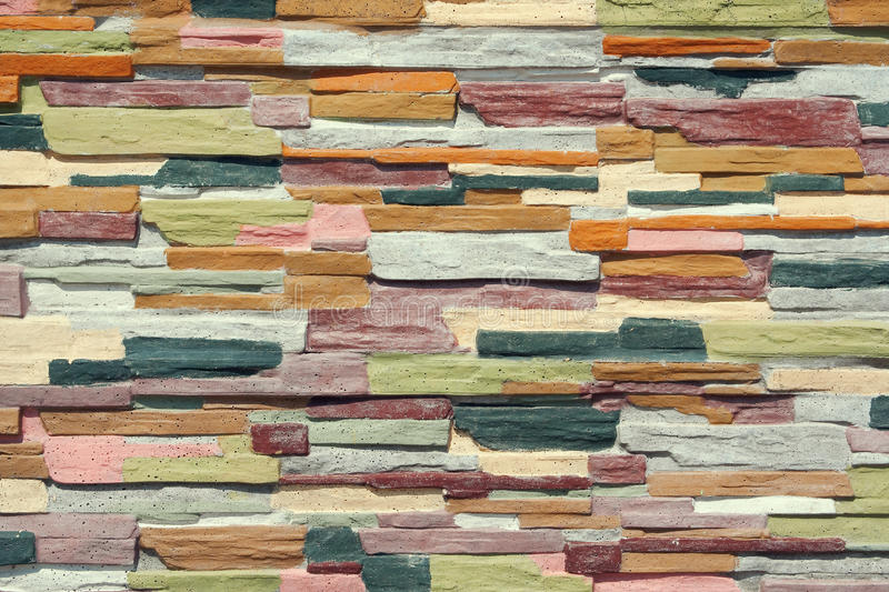 Download Decorative wall finish stock photo. Image of stone, surface - 20769096