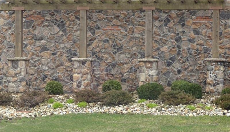 Decorative Wall stock photo