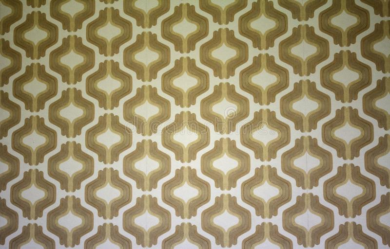 Decorative wall paper royalty free stock photography