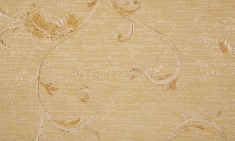 Decorative Wallpaper royalty free stock photography