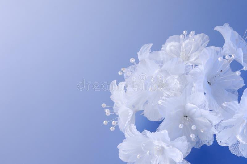 Decorative Wedding Flowers royalty free stock images