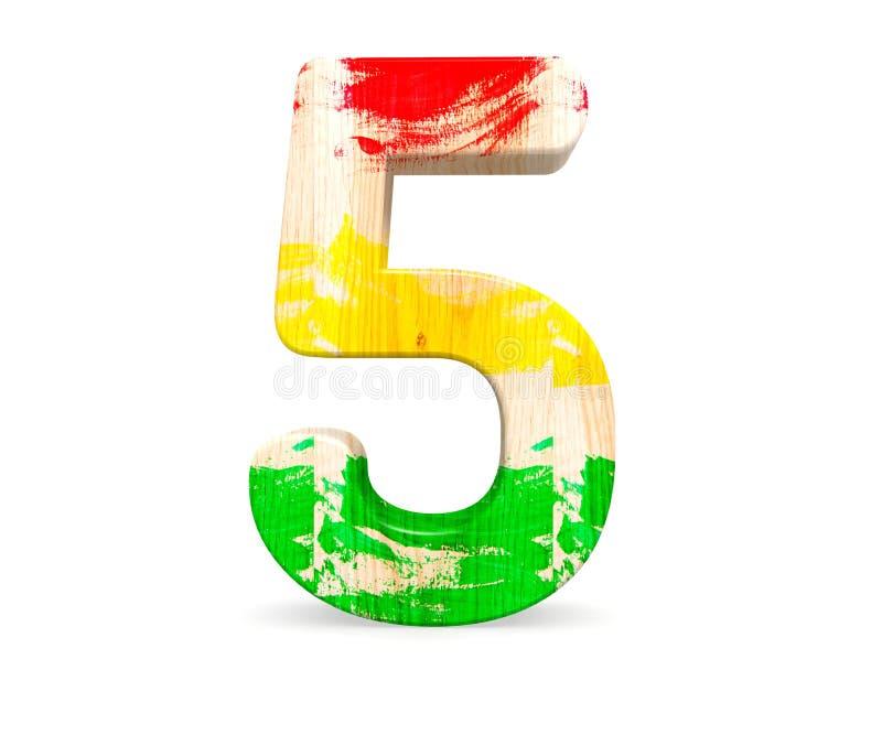 3d Design Using Home Designer Chief Architect Multi Level: Five Colored Condoms Stock Illustration. Illustration Of