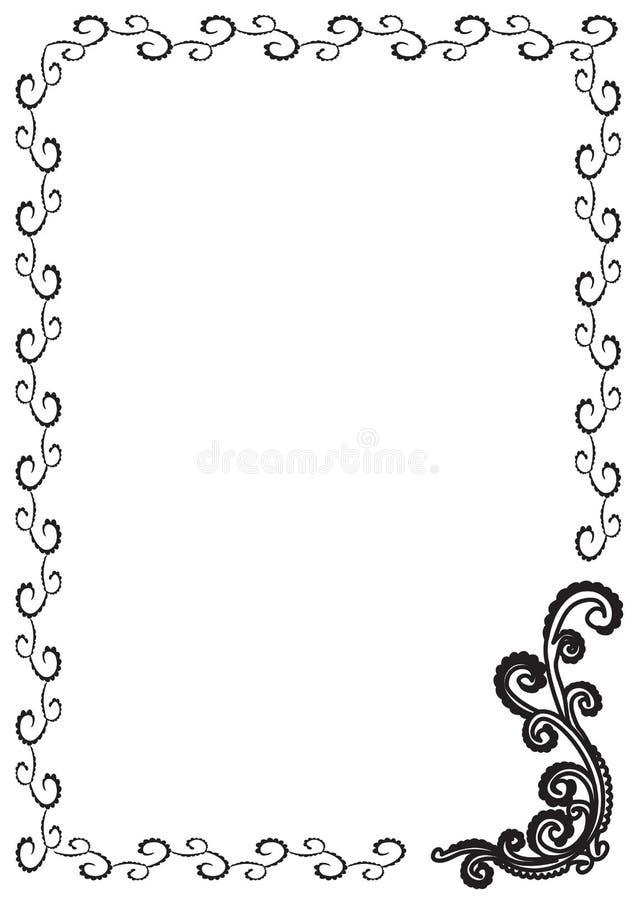 Decorazione illustrazione di stock