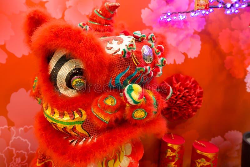 Decorazione cinese dell'nuovo anno fotografie stock libere da diritti