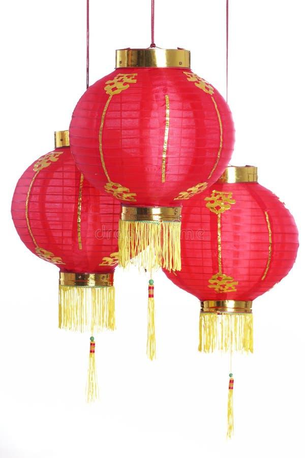 Decorazione cinese di nuovo anno fotografie stock libere da diritti