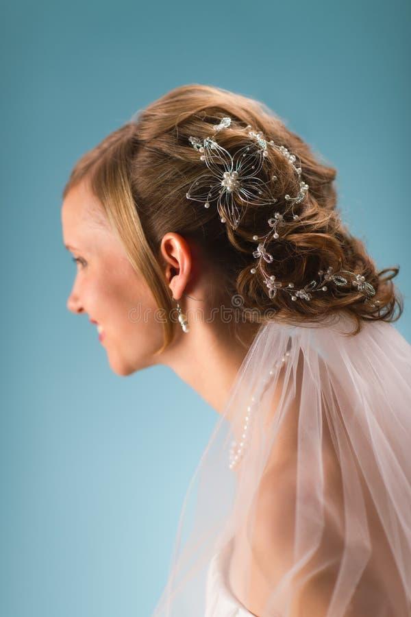 Decorazione dei capelli immagini stock