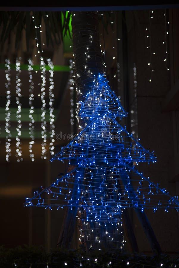 Decorazione del Natale di stile immagini stock