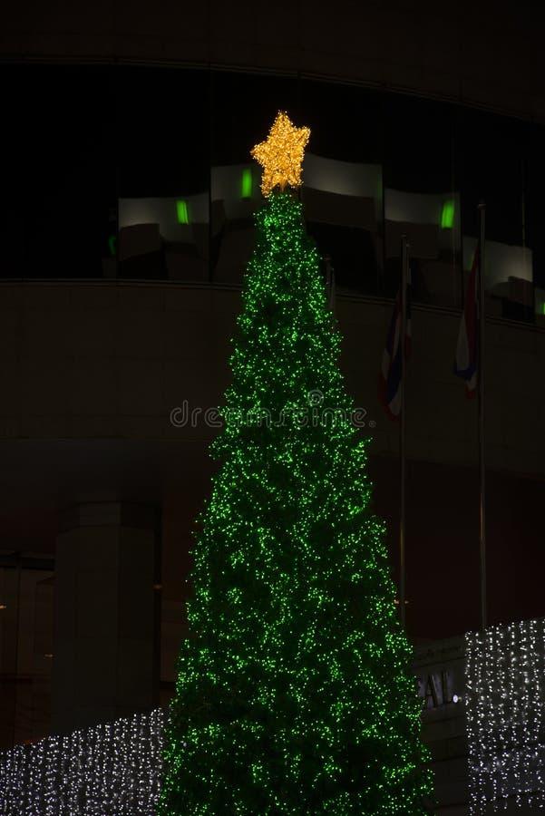 Decorazione del Natale di stile immagini stock libere da diritti