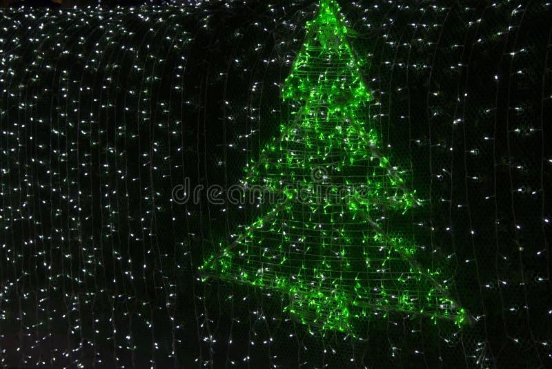 Decorazione del Natale di stile immagine stock