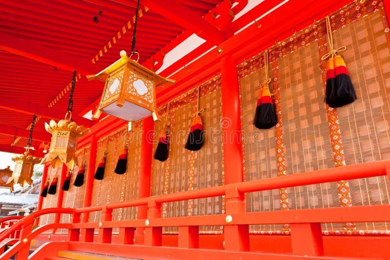 Download Decorazione Del Santuario Del Giapponese Fotografia Stock - Immagine di lampada, shinto: 30828942