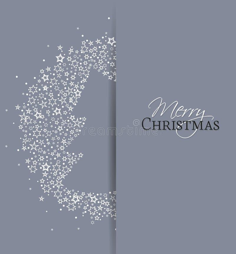 Decorazione dell'albero di Natale royalty illustrazione gratis