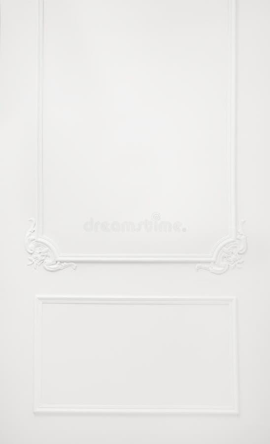 Decorazione della parete fotografia stock