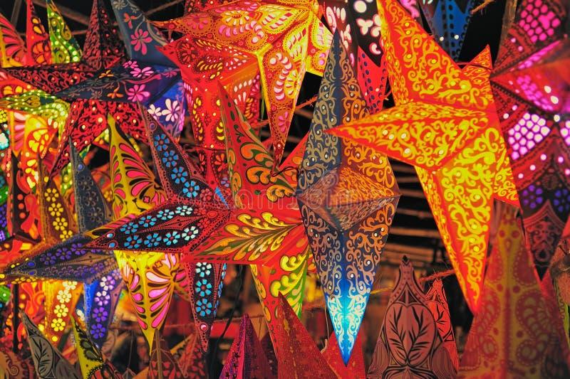 Decorazione di natale illustrazione di stock for Decorazione lanterne natale