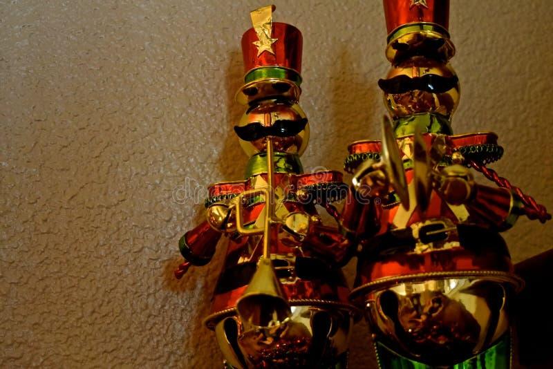 Decorazione di Natale - schiaccianoci immagine stock
